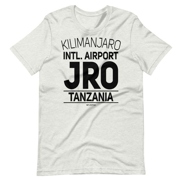 Kilimanjaro International Airport Tanzania JRO IATA Code T-Shirt ash And Printed Hoodies Vacation Sweatshirt One Gift Airportag Iconspeak Travlshop Wanderlust PilotMall JetSeam Aviator Gear Travel Notes Wild Blue MyPilotStore Sportys Spreadshirt aviationshirts theaviationstore flightstore pilotexpressions aviationlifeclothing jetstream bobspilotshop piloteyesstore skygeek sportys aviatorwebsite aircraft mechanicshirts siu aviation pilot aeroplane pilotshop aviationclothing24 flyawayapparel