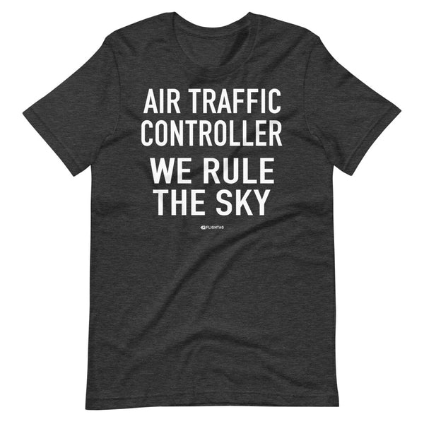 Air Traffic Controller We Rule The Sky T-Shirt T-Shirt heather grey And Printed Hoodies Vacation Sweatshirt One Gift Airportag Iconspeak Travlshop Wanderlust PilotMall JetSeam Aviator Gear Travel Notes Wild Blue MyPilotStore Sportys Spreadshirt aviationshirts theaviationstore flightstore pilotexpressions aviationlifeclothing jetstream bobspilotshop piloteyesstore skygeek sportys aviatorwebsite aircraft mechanicshirts siu aviation pilot aeroplane pilotshop aviationclothing24 flyawayapparel skysupplyusa