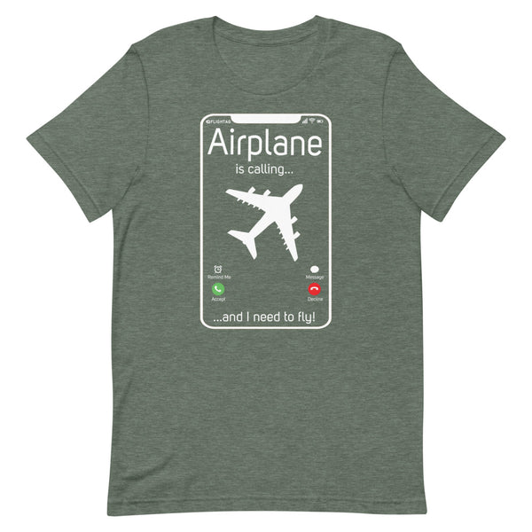 Airplane Is Calling T-Shirt