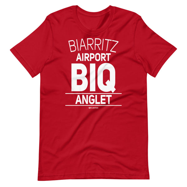 Biarritz Airport Anglet BIQ IATA Code T-Shirt red And Printed Hoodies Vacation Sweatshirt One Gift Airportag Iconspeak Travlshop Wanderlust PilotMall JetSeam Aviator Gear Travel Notes Wild Blue MyPilotStore Sportys Spreadshirt aviationshirts theaviationstore flightstore pilotexpressions aviationlifeclothing jetstream bobspilotshop piloteyesstore skygeek sportys aviatorwebsite aircraft mechanicshirts siu aviation pilot aeroplane pilotshop aviationclothing24 flyawayapparel skysupplyusa auburn