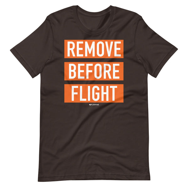 Remove Before Flight T-Shirt brown Printed Hoodies Vacation Sweatshirt One Gift Airportag Iconspeak Travlshop Wanderlust PilotMall JetSeam Aviator Gear Travel Notes Wild Blue MyPilotStore Sportys Spreadshirt aviationshirts theaviationstore flightstore pilotexpressions aviationlifeclothing jetstream bobspilotshop piloteyesstore skygeek sportys aviatorwebsite aircraft mechanicshirts siu aviation pilot aeroplane pilotshop aviationclothing24 flyawayapparel aeromerch Piepieshopping etsy