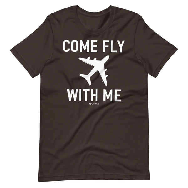 Come Fly With Me T-Shirt brown Printed Hoodies Vacation Sweatshirt One Gift Airportag Iconspeak Travlshop Wanderlust PilotMall JetSeam Aviator Gear Travel Notes Wild Blue MyPilotStore Sportys Spreadshirt aviationshirts theaviationstore flightstore pilotexpressions aviationlifeclothing jetstream bobspilotshop piloteyesstore skygeek sportys aviatorwebsite aircraft mechanicshirts siu aviation pilot aeroplane pilotshop aviationclothing24 flyawayapparel aeromerch Piepieshopping etsy
