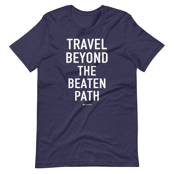 Travel Beyond The Beaten Path T-Shirt heather navy Printed Hoodies Vacation Sweatshirt One Gift Airportag Iconspeak Travlshop Wanderlust PilotMall JetSeam Aviator Gear Travel Notes Wild Blue MyPilotStore Sportys Spreadshirt aviationshirts theaviationstore flightstore pilotexpressions aviationlifeclothing jetstream bobspilotshop piloteyesstore skygeek sportys aviatorwebsite aircraft mechanicshirts siu aviation pilot aeroplane pilotshop aviationclothing24 flyawayapparel aeromerch Piepieshopping etsy