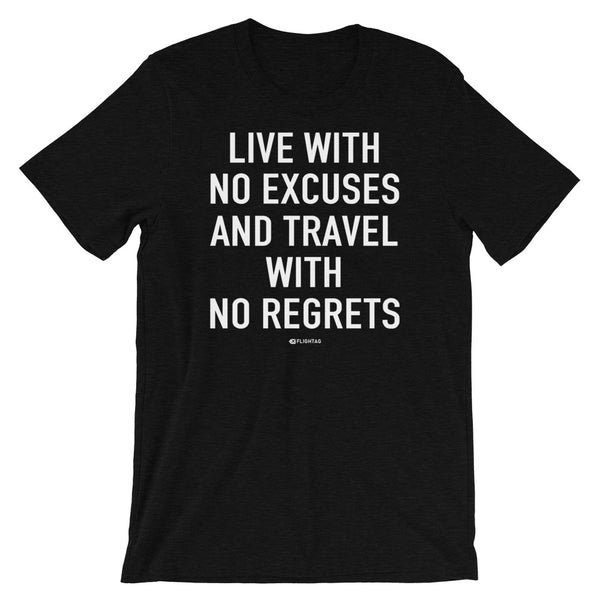live with no excuses T-Shirt black heather And Printed Hoodies Vacation Sweatshirt One Gift Airportag Iconspeak Shop Travlshop Wanderlust PilotMall JetSeam Aviator Gear Travel Notes Wild Blue MyPilotStore Sportys Spreadshirt aviationshirts theaviationstore flightstore pilotexpressions aviationlifeclothing jetstream bobspilotshop piloteyesstore skygeek sportys aviatorwebsite aircraft mechanicshirts siu aviation pilot aeroplane pilotshop aviationclothing24 auburn flyawayapparel skysupplyusa