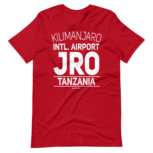 Kilimanjaro International Airport Tanzania JRO IATA Code T-Shirt red And Printed Hoodies Vacation Sweatshirt One Gift Airportag Iconspeak Travlshop Wanderlust PilotMall JetSeam Aviator Gear Travel Notes Wild Blue MyPilotStore Sportys Spreadshirt aviationshirts theaviationstore flightstore pilotexpressions aviationlifeclothing jetstream bobspilotshop piloteyesstore skygeek sportys aviatorwebsite aircraft mechanicshirts siu aviation pilot aeroplane pilotshop aviationclothing24 flyawayapparel
