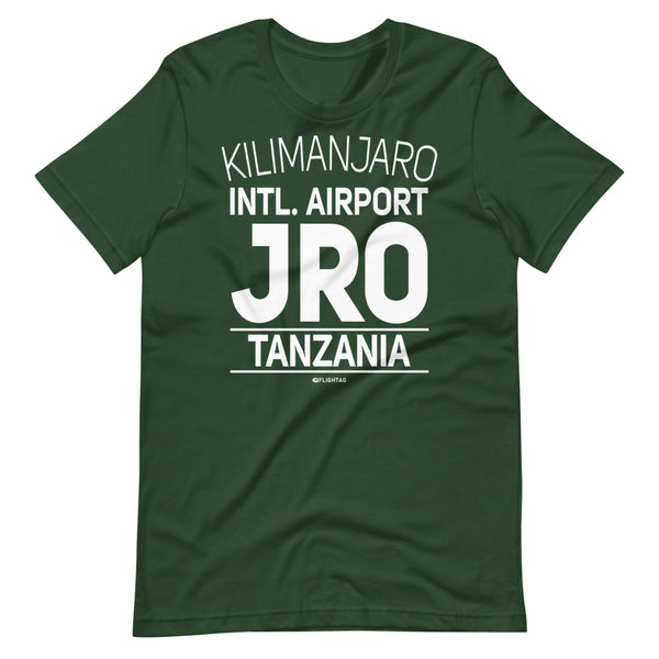 Kilimanjaro International Airport Tanzania JRO IATA Code T-Shirt green And Printed Hoodies Vacation Sweatshirt One Gift Airportag Iconspeak Travlshop Wanderlust PilotMall JetSeam Aviator Gear Travel Notes Wild Blue MyPilotStore Sportys Spreadshirt aviationshirts theaviationstore flightstore pilotexpressions aviationlifeclothing jetstream bobspilotshop piloteyesstore skygeek sportys aviatorwebsite aircraft mechanicshirts siu aviation pilot aeroplane pilotshop aviationclothing24 flyawayapparel