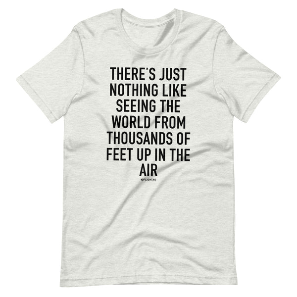 There's Just Nothing T-Shirt white
