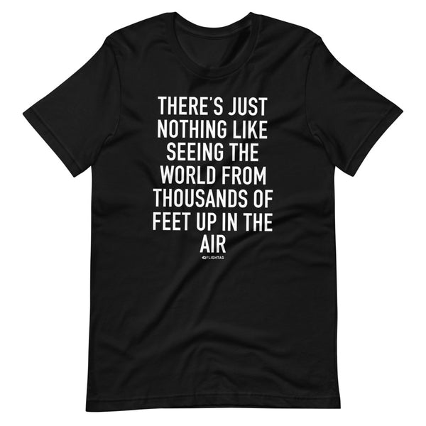 There's Just Nothing T-Shirt black