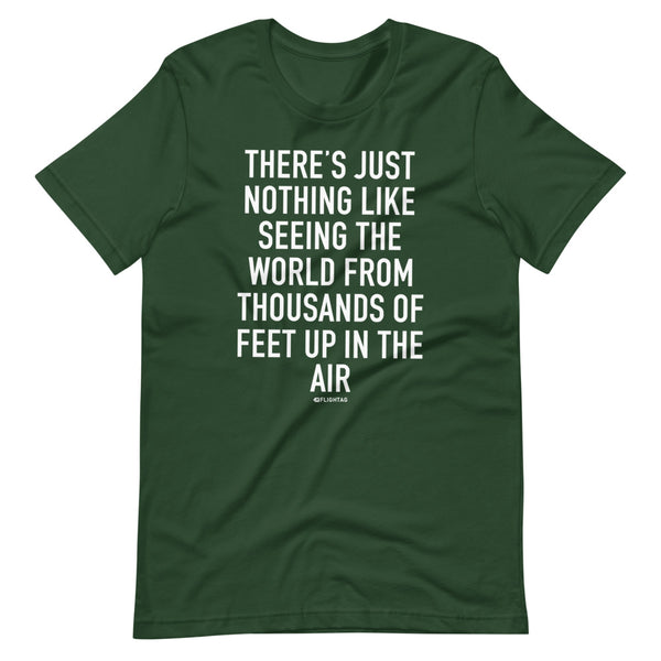 There's Just Nothing T-Shirt green