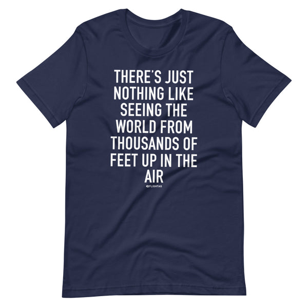 There's Just Nothing T-Shirt navy