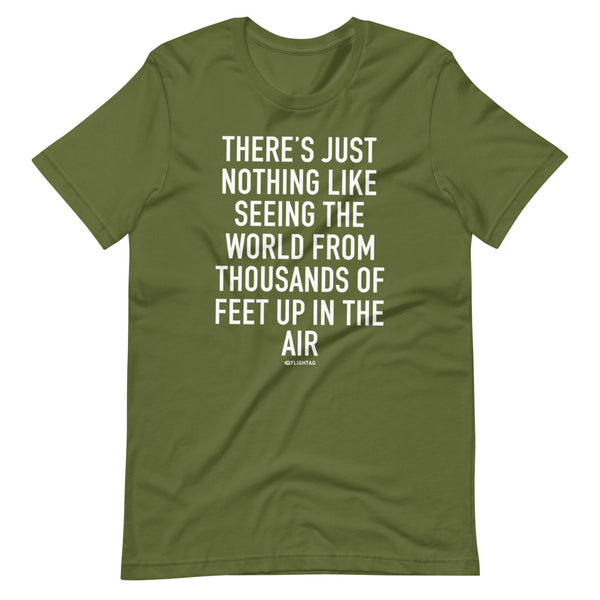 There's Just Nothing T-Shirt olive