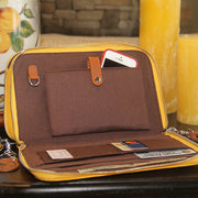 Casual Carrie Compact Carrie - Mustard (CLOSEOUT SALE) - Concealed Carrie