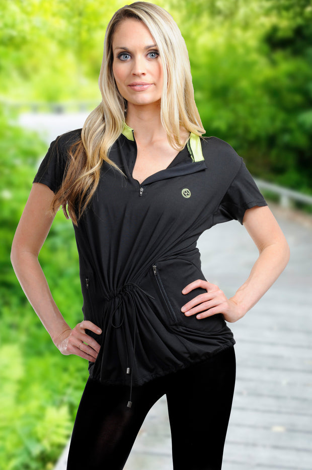 Tactical Carrie Moisture-Wicking Athletic Shirt - CLOSEOUT SALE - Concealed Carrie