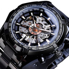 Load image into Gallery viewer, Skeleton Men's Automatic Watch FORSINING - Desempa