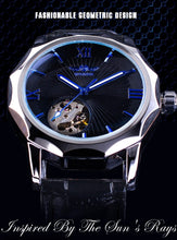 Load image into Gallery viewer, Skeleton Men's Automatic Watch (premium edition) - Desempa
