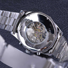 Load image into Gallery viewer, Skeleton Men's Automatic Watch G15 (Premium Edition)