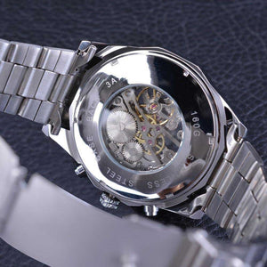 Skeleton Men's Automatic Watch G15 (Premium Edition)