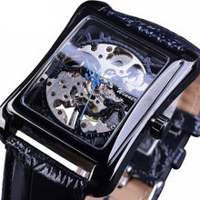 Load image into Gallery viewer, Skeleton Men's Automatic Retro Watch (Winner Premium Selection) - Desempa