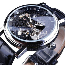 Load image into Gallery viewer, Skeleton Men's Automatic Watch (T-Winner Premium Selection) - Desempa