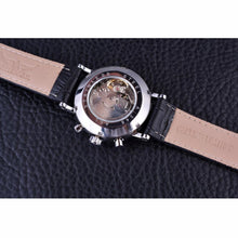 Load image into Gallery viewer, Men's Leather Watch (Jaragar limited collection) - Desempa