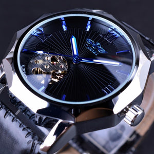 Skeleton Men's Automatic Watch G83 (Premium edition)