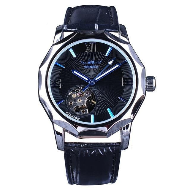 Skeleton Men's Automatic Watch (premium edition) - Desempa
