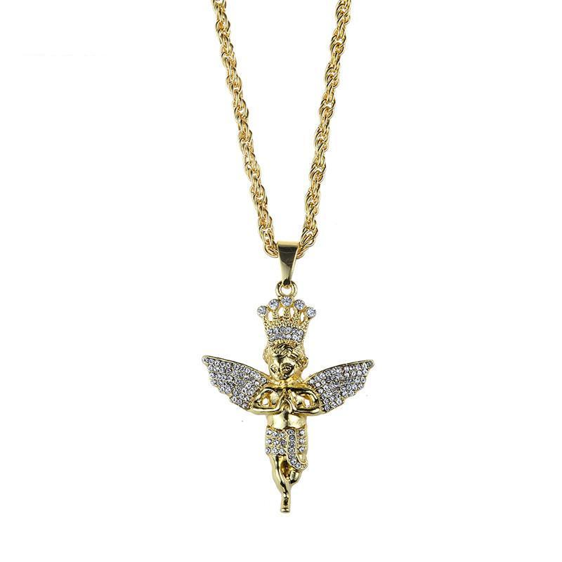 Angel Pendant Chain funnymike