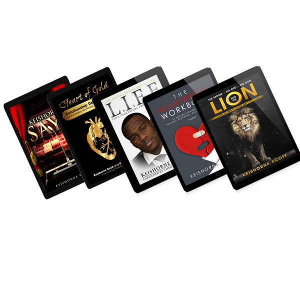 (5 EBOOKS BUNDLE) The Ultimate Ebook Package