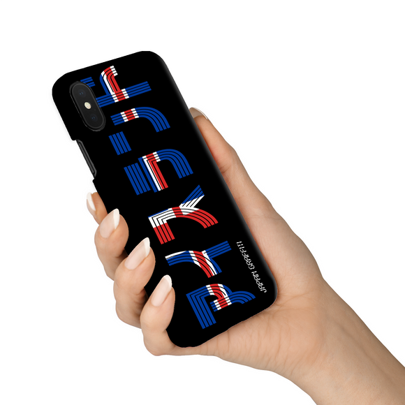 ICELAND (IRO L design) | Japanese Phone Case - Japan Graffiti