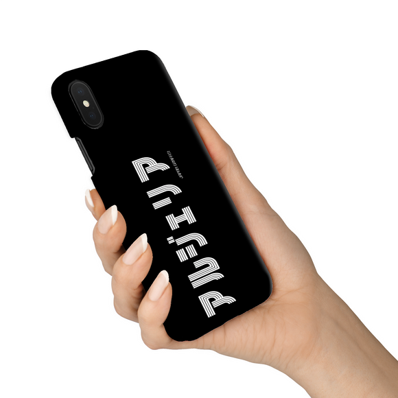 ALGERIA (SHIRO M design) | Japanese Phone Case - Japan Graffiti