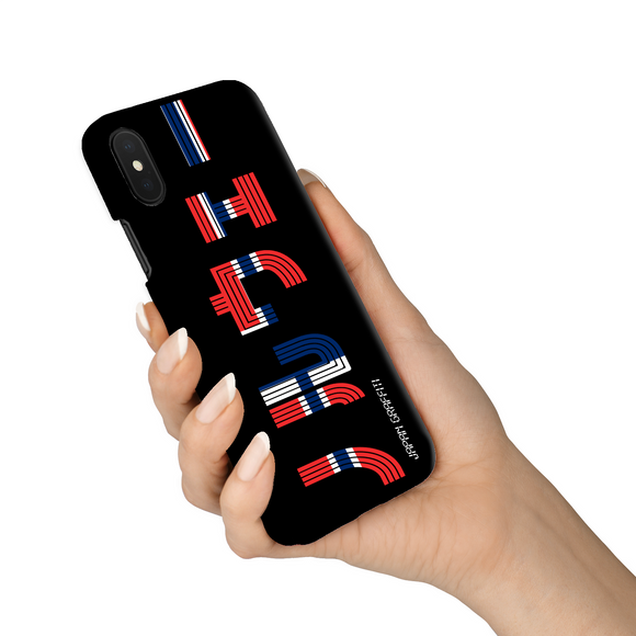 NORWAY (IRO L design) | Japanese Phone Case - Japan Graffiti