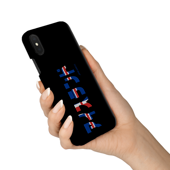 ICELAND (IRO M design) | Japanese Phone Case - Japan Graffiti