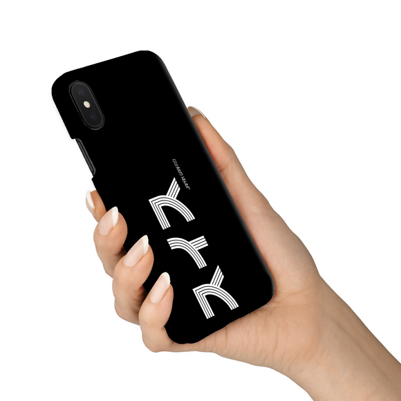 SWITZERLAND (SHIRO M design) | Japanese Phone Case - Japan Graffiti
