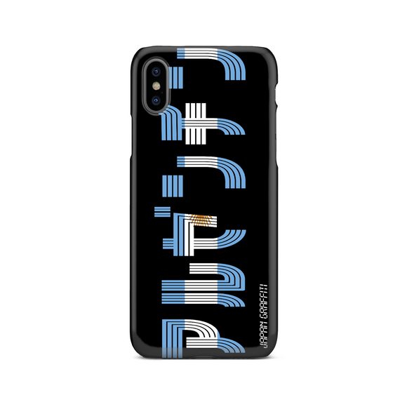 ARGENTINA (IRO L design) | Japanese Phone Case - Japan Graffiti