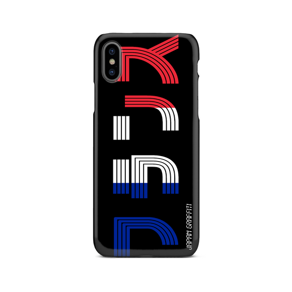 FRANCE (IRO L design) | Japanese Phone Case - Japan Graffiti