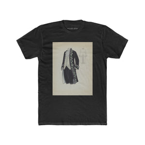 Man's Court Costume | Men's Soft Cotton Tee