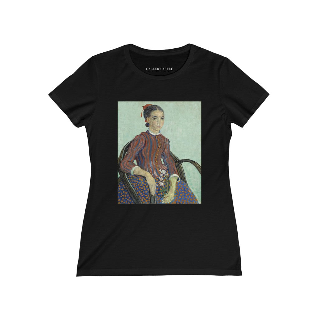 La Mousmé | Women's Soft Cotton Tee
