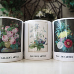 Load image into Gallery viewer, Ceramic Mug | Four Peonies And A Crown Imperial