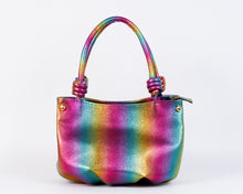Load image into Gallery viewer, Handbag Nós Couro Croco Tie Dye