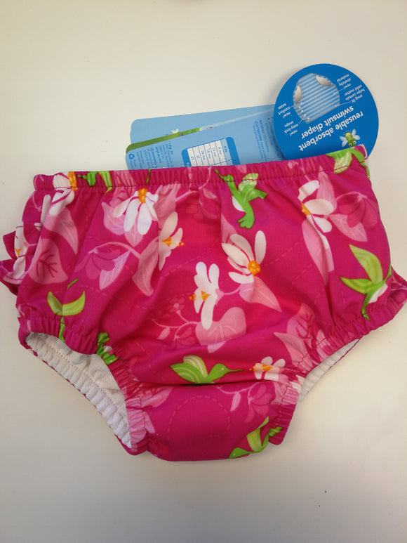 Couche maillot piscine 18 mois rose -Iplay