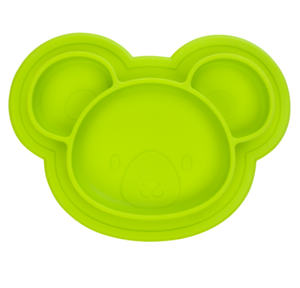 Assiette silicone -Kushies
