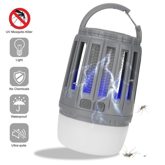 Mosquito Killer Camping WaterProof Light