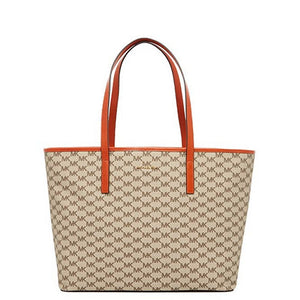 Signature Emry Medium Top Zip Tote Bag