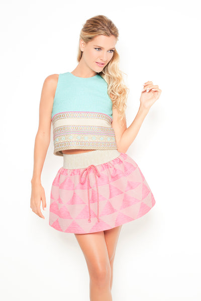 Anamayadesign - Pink Skirt