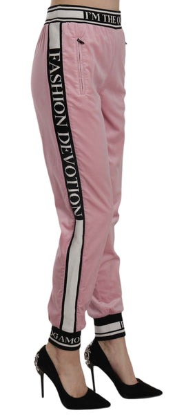 Pink I'm The Queen Of My Life Sweatpants Pants