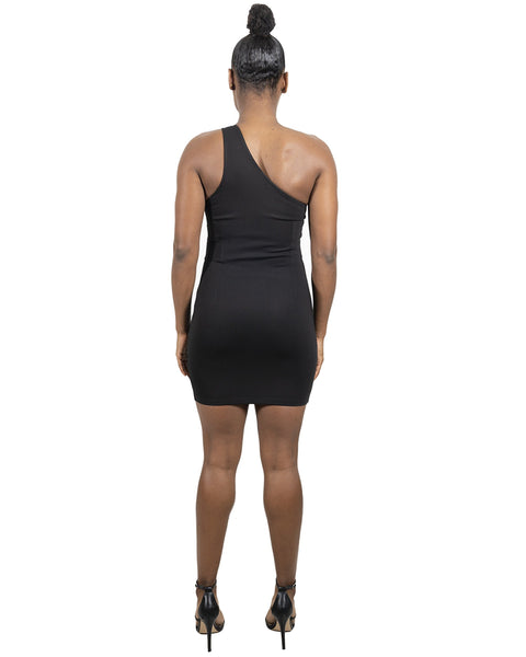 RSP Fashion - Olympic One Strap Mini Dress