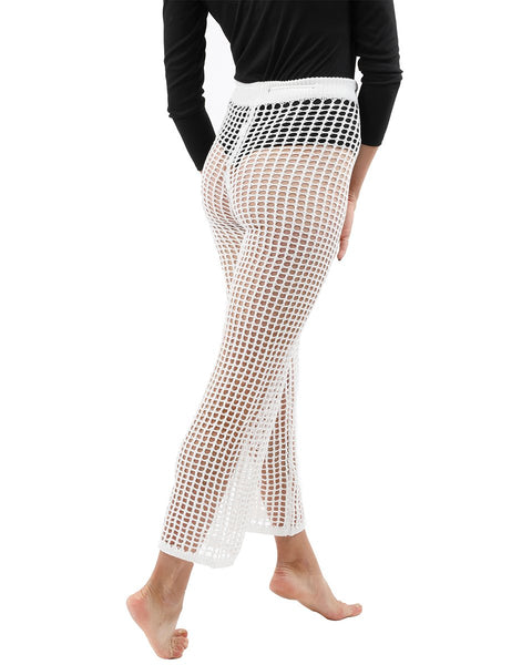 RSP Fashion - Maybrook Crochet Pant - White