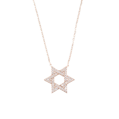 Latelita - Star of David Necklace