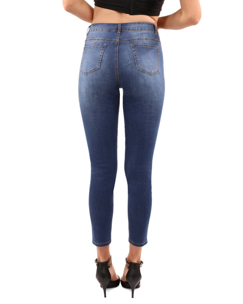 RSP Fashion - Cabrillo Faded Jeans