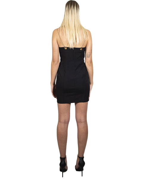 RSP Fashion - Delresto Mini Dress With Chain Straps